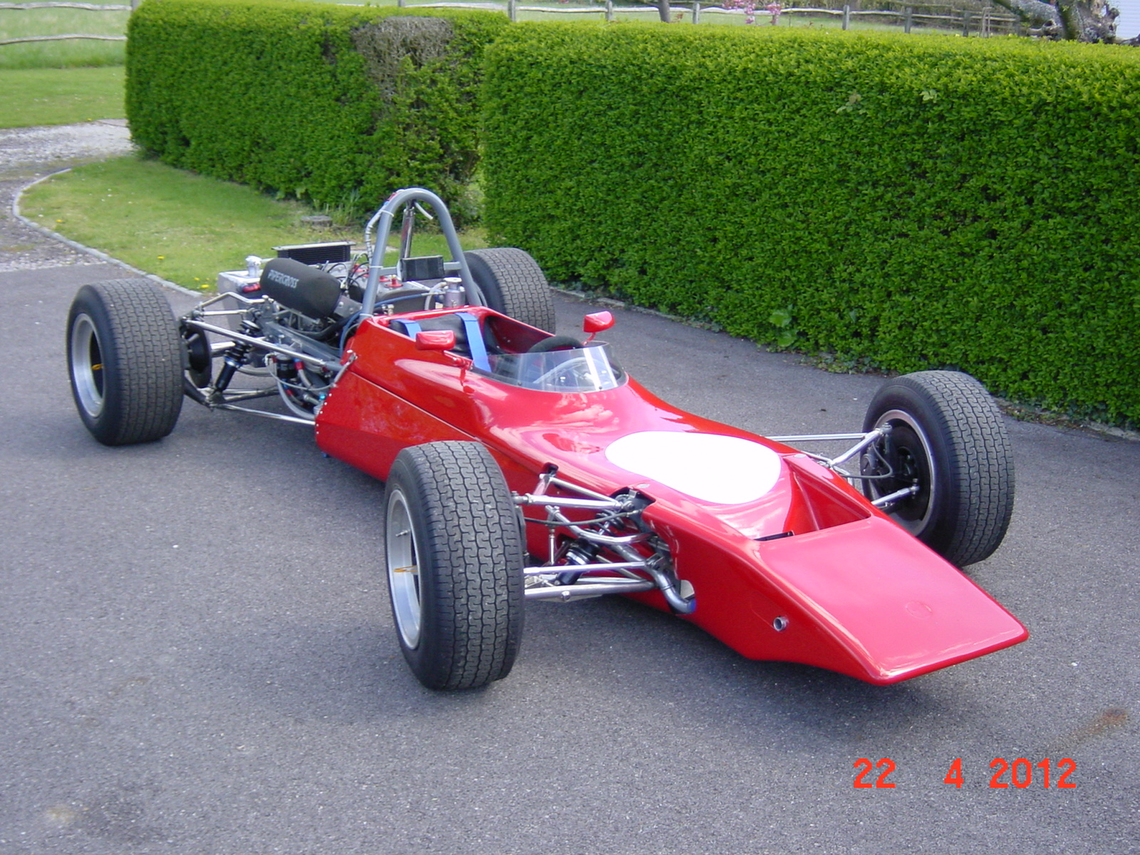 Lotus 59/69 F2 FVA UNDER OFFER - Group 6 Sports Cars