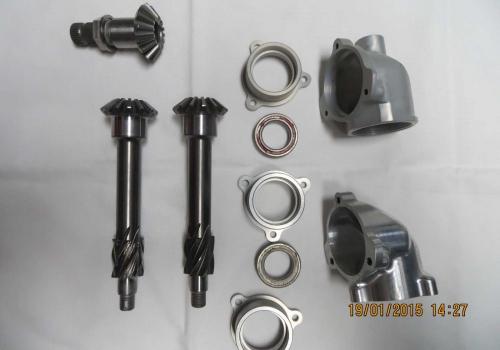 Arrows FA-17 parts 003