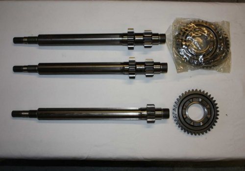 Arrows 1st gear shaft 001