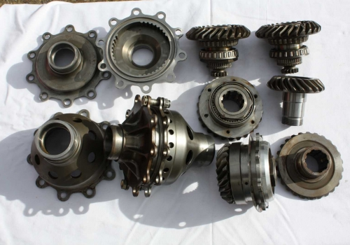 X-trac gearbox parts 003