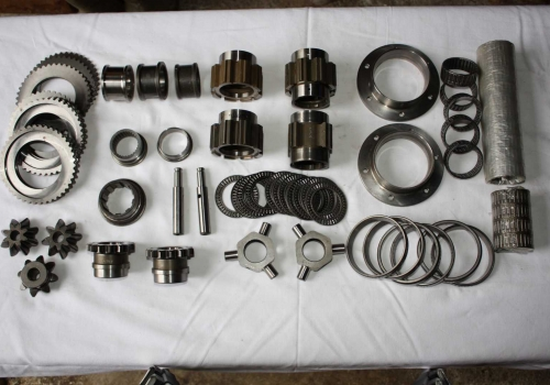 X-trac gearbox parts 005