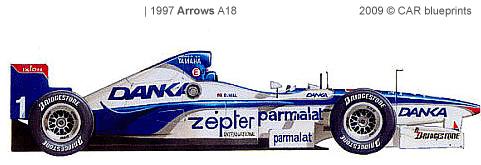 Arrows A-18 Parts.