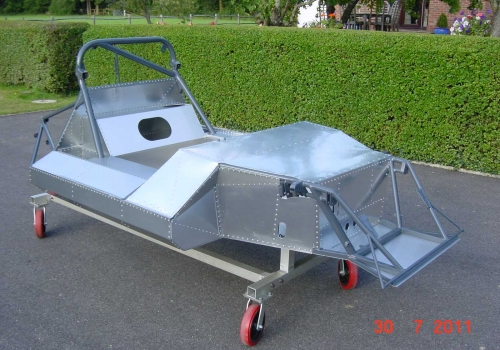 Vogue chassis 001