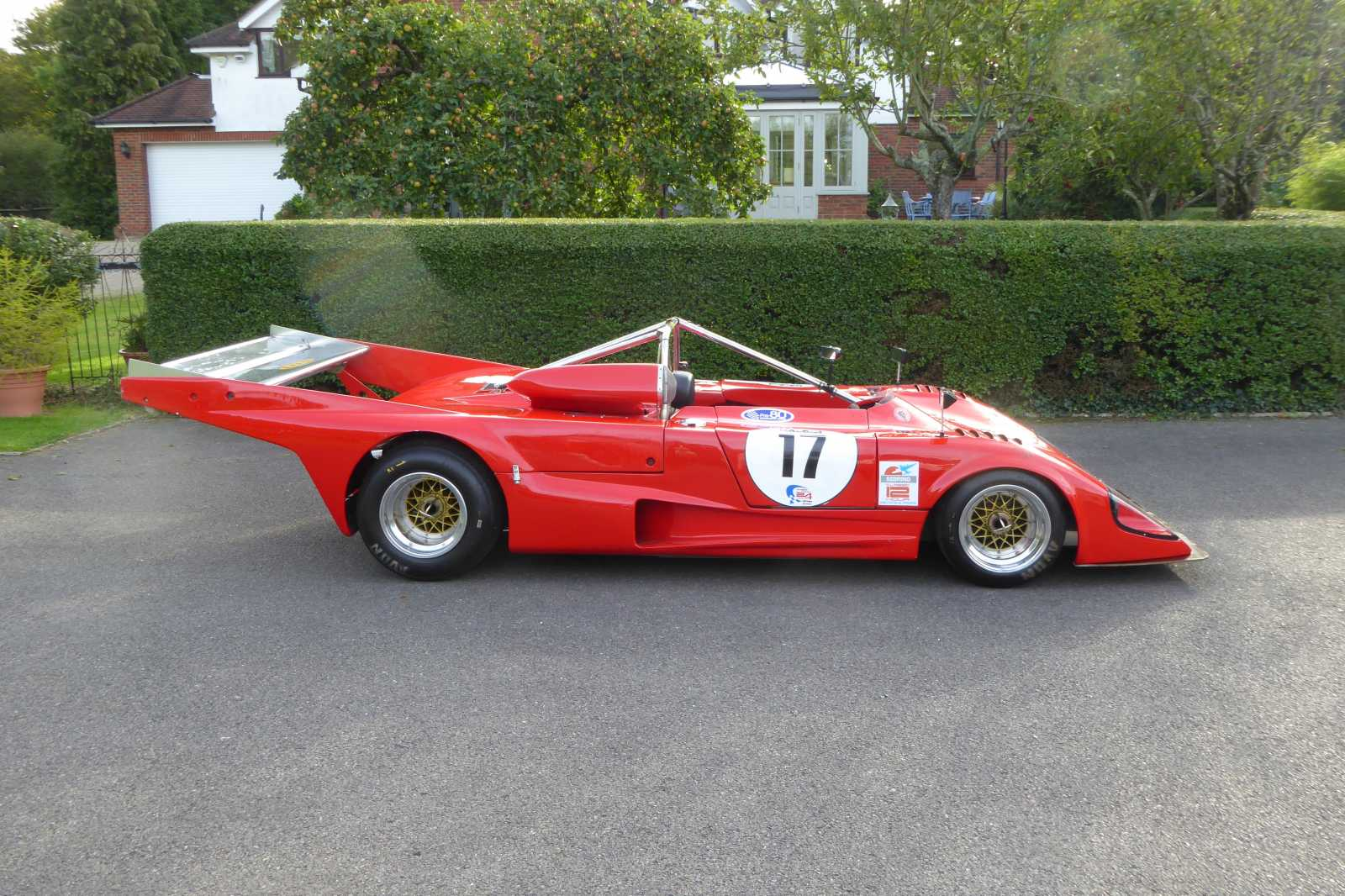 LOLA 296/7 - Group 6 Sports Cars
